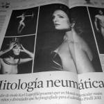NEWS: Mitología Neumática by Karl Lagerfeld (calendario pirelli 2011)